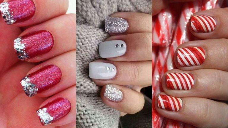 20 gyönyörű karácsonyi manikűr, amit látnod kell