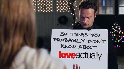 9 dolog, amit nem tudtál az Igazából szerelemről