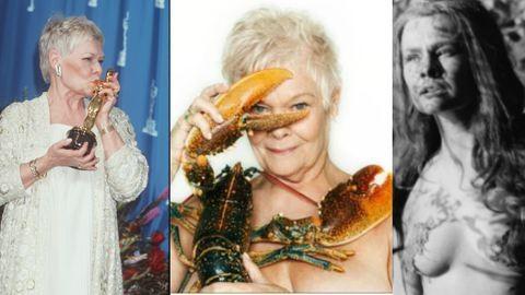 Ma 81 éves Judi Dench, aki meztelenül és estélyiben is méltóságteljes – fotók