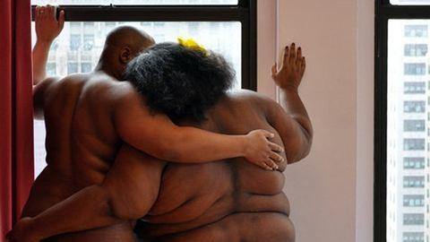 18+: Gátlások nélkül pózoltak meztelenül túlsúlyos nők – képek