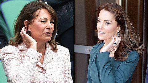 Katalin hercegné egyre jobban hasonlít az anyjára – fotók