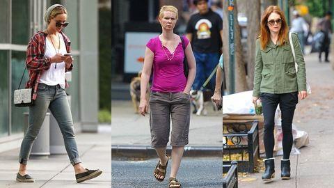 5 világsztár, akit hidegen hagy a divat