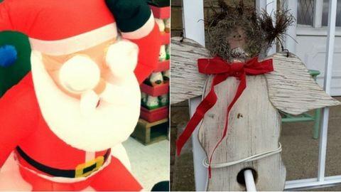 13 végtelenül elrontott karácsonyi dekoráció és pillanat – képek