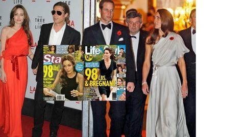 Angelina Jolie és Katalin hercegné: micsoda hasonlóság!