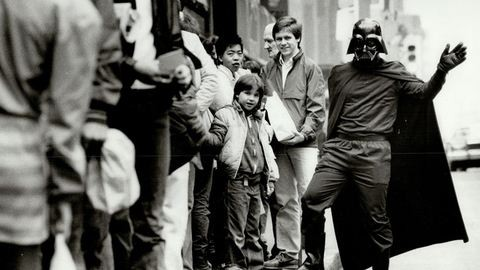Star Wars: így őrülnek meg a rajongók 1977 óta – fotók