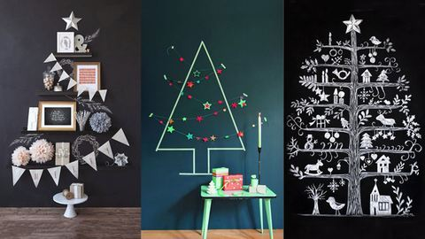 A tűlevélen túl: 50 alternatív karácsonyfa