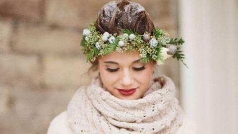 Varázslatos téli esküvők – fotók
