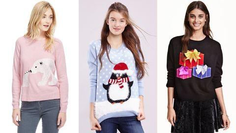 8 menő karácsonyi pulóver