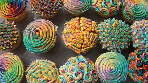 10 elképesztő cupcake, amit szíved szerint meg se ennél