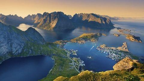 Norvégia, a fjordok hazája – csodás fotók