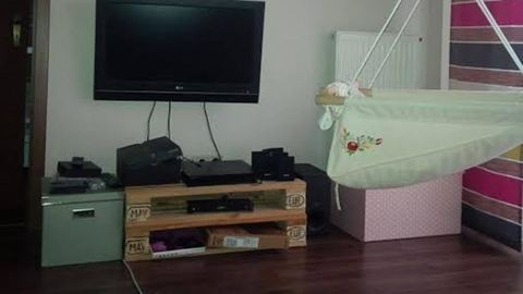 Sokfunkciós nappalit a családnak!