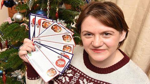 Négy fontból hozott össze pazar karácsonyt a kuponkirálynő
