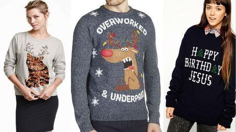 17 menő karácsonyi pulcsi, amit még gyorsan beszerezhetsz az ünnepek előtt