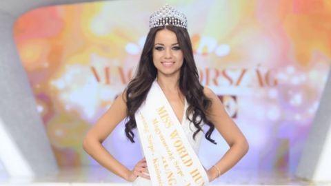 Miss World 2015: Kiss Daniella nem jutott a legjobbak közé