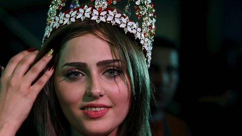 Több mint 40 év után először választottak Miss Irakot