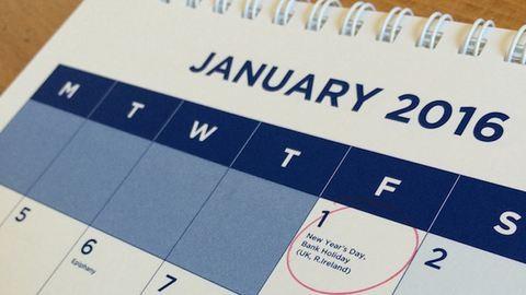 5 tipp, hogy betarthasd az újévi fogadalmad