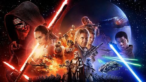 Hazánkban is rekordokat döntött az új Star Wars
