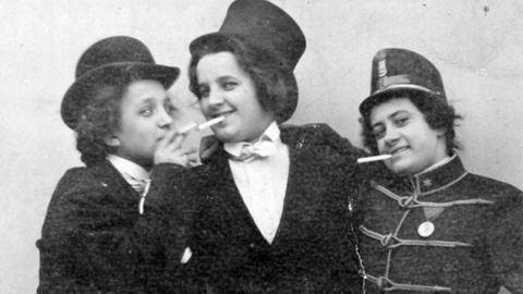 Ilyenek voltak a magyar nők 1916-ban – galéria