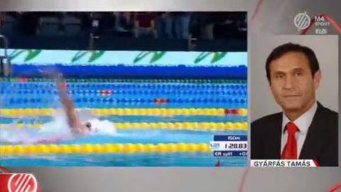 Válaszolt az úszószövetség Hosszú Katinka kritikájára