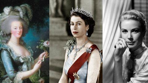 Szépségtippek a királyi udvarokból