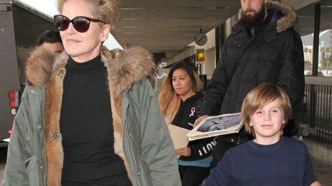 Így néz ki Sharon Stone nagyfia