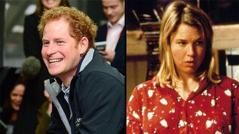 Miben hasonlít Harry herceg és Bridget Jones?