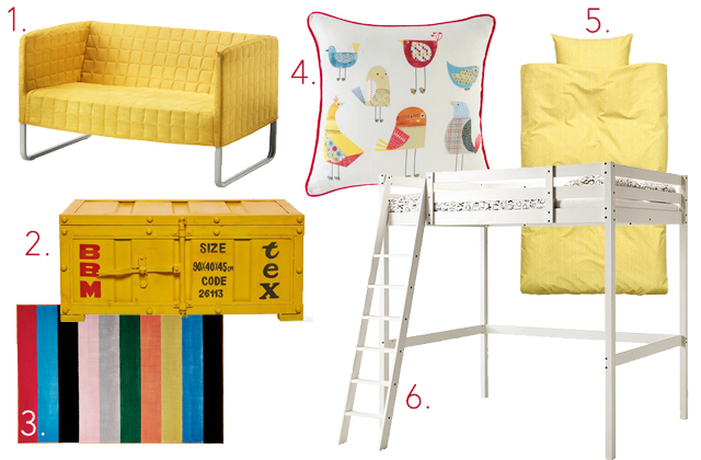 Egy helyiség két funkció: nappali és szülői háló