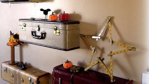 Íme 10 bizonyíték, mennyire szuper dekorációs elem a bőrönd