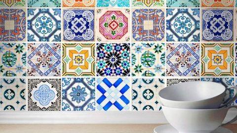 Így használd a csempét a fürdőszobán kívül – 4 szuper ötlet