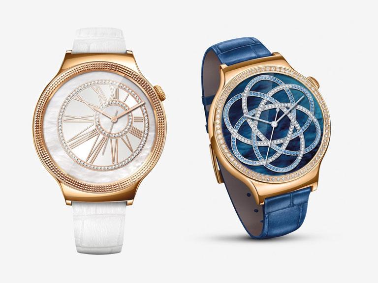 A Huawei Watch Jewel