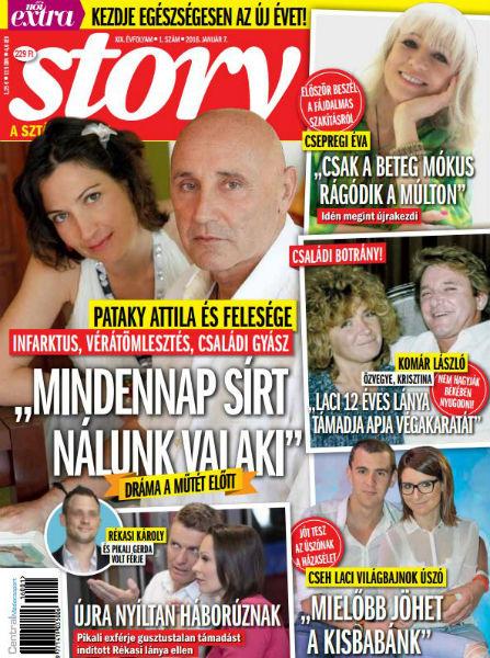 Pataky Attilát infarktusgyanúval vitték kórházba