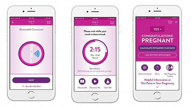 Az iPhone-od megmondja, terhes vagy-e