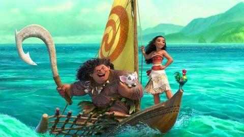 Itt az új Disney-film, a Moana első előzetese – videó