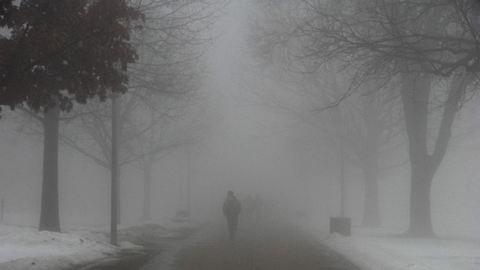 Ködös péntek, esős hétvége vár ránk
