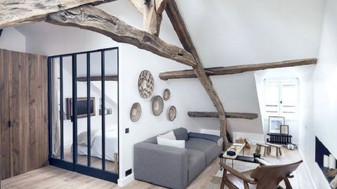 Ebbe a 18. századi párizsi lakásba bármikor beköltöznénk!