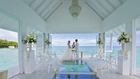 Elakad a szavad a világ legmesésebb esküvői helyszínétől