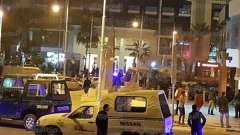 Fegyveresek turistákra lőttek Egyiptomban