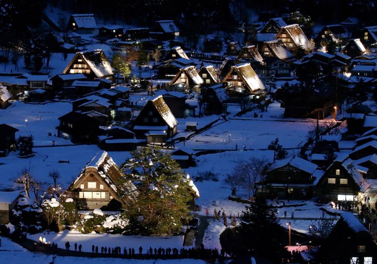 6 különleges kisváros, ami télen a legszebb