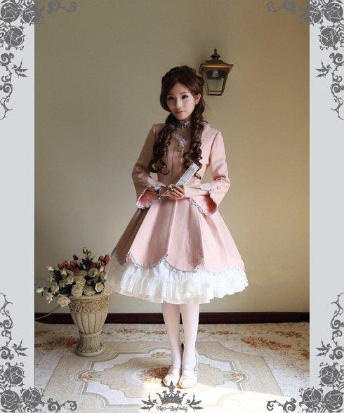 Lolita - a porcelánillatú stílus a múltból