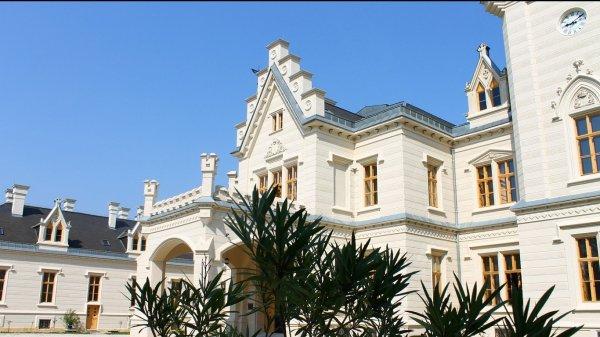 Nádasdy-kastély, a halhatatlan szerelem szimbóluma