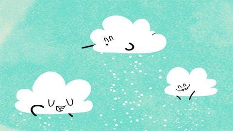 Nagyot mennek a neten a magyar lány twerkelő felhői