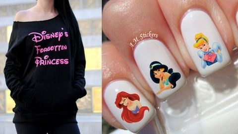 14 Disney-hercegnős kiegészítő, amitől te is egy kicsit hercegnőnek érezheted magad