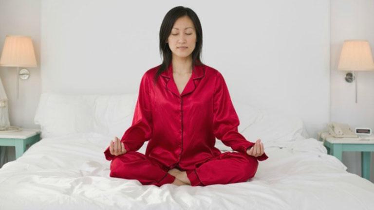 Kevesebbet kell aludnod, ha meditálsz?