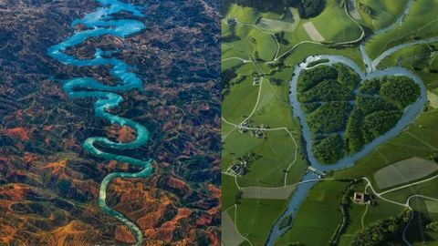 15 elképesztő kép a világ legszebb folyóiról, amit neked is látnod kell