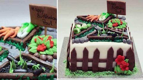 Bármiből édességet formáz a tehetséges tortaszobrász – fotók