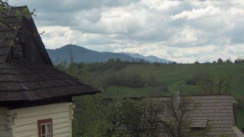 Érintetlen, mesés hegyi falu a Felvidéken – fotók