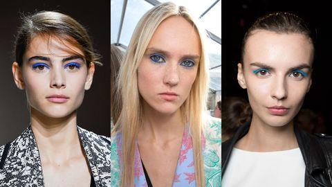 Kékség, csillám és csavart haj – ezek lesznek 2016 legmenőbb szépségtrendjei
