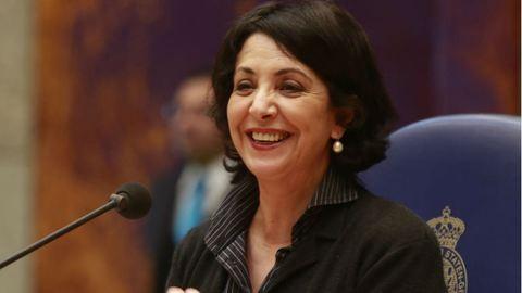 Egy marokkói származású nő lett az alsóház elnöke Hollandiában