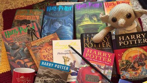 Minden országban vesz magának egy könyvet a Harry Potter-rajongó
