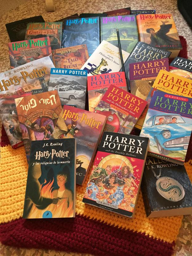 Minden országban vesz magának egy könyvet a Harry Potter rajongó